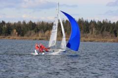 Mikołaj na Nautica 450