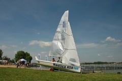 Nautica 450 na dniach otwartych w Niepruszewie