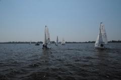 Nautica 450 w regatach Puchar Wiosny - Zegrze