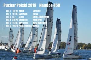 2019 Puchar Polski Nautica 450