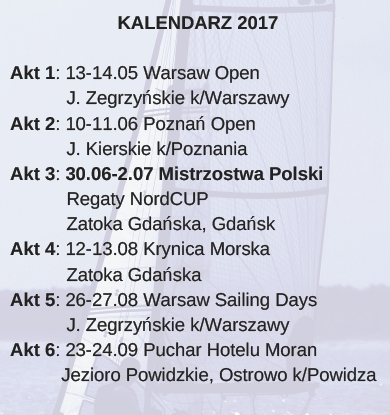 N450 kalendarz 2017