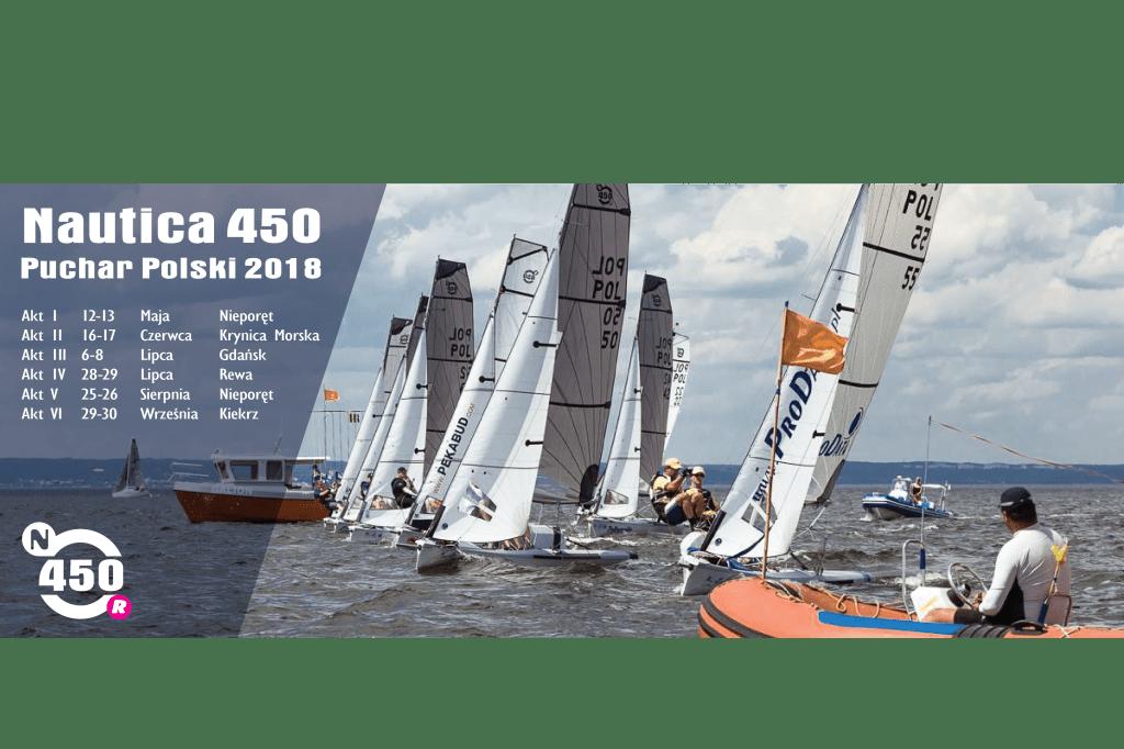 Puchar Polski 2018 Nautica 450