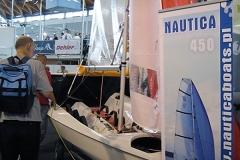 Nautica 450 na targach Interboot