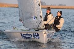 Nautica 450 Race na wodzie w Grudniu 2008