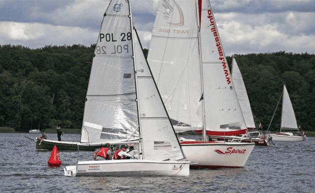 Nautica 450 ozdobą regat Pucharu Polski Jachtów Kabinowych w Iławie