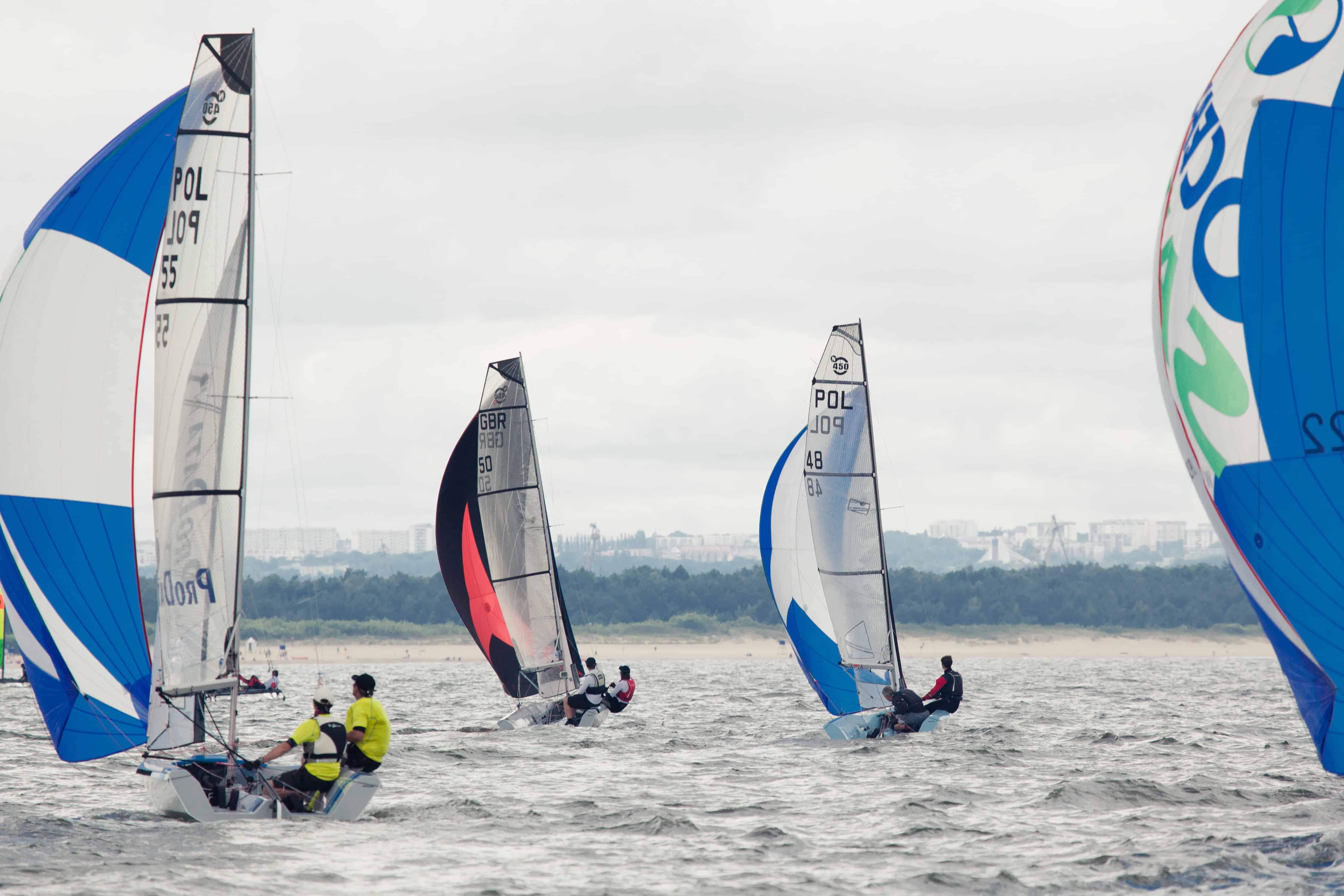 Finał Pucharu Polski Nautica 450