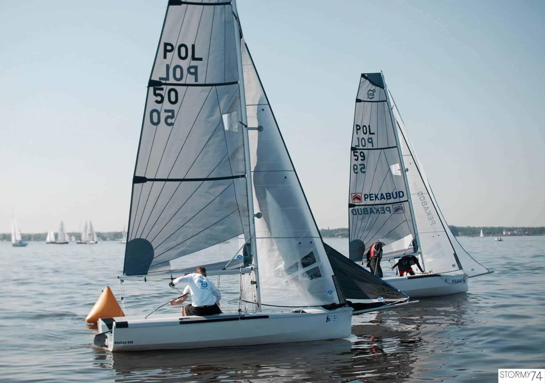 Rozstrzygnięcia BMW Warsaw Sailing Days