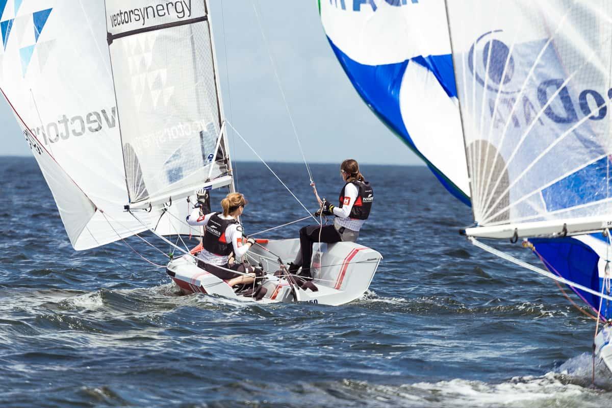 Nautica 450 na BMW Warsaw Sailing Days