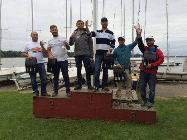 North Sails Team triumfuje w Pucharze Polski!