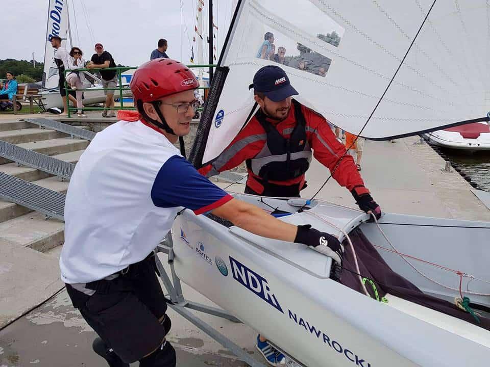 Sailing Machine Team wygrywa w Krynicy