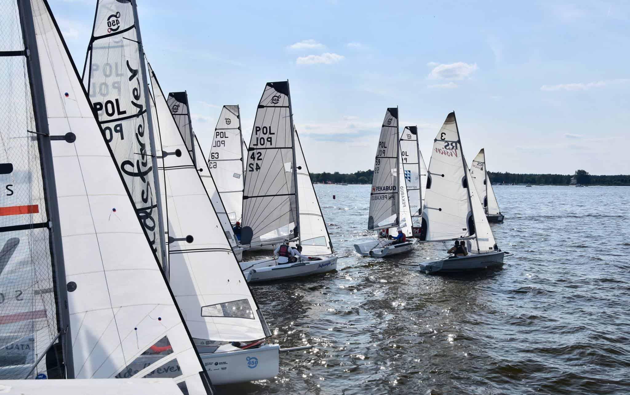 Kolejne zwycięstwo Sailing Machine Team!