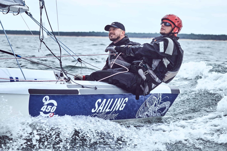 Puchar Polski klasy Nautica 450 w liczbach