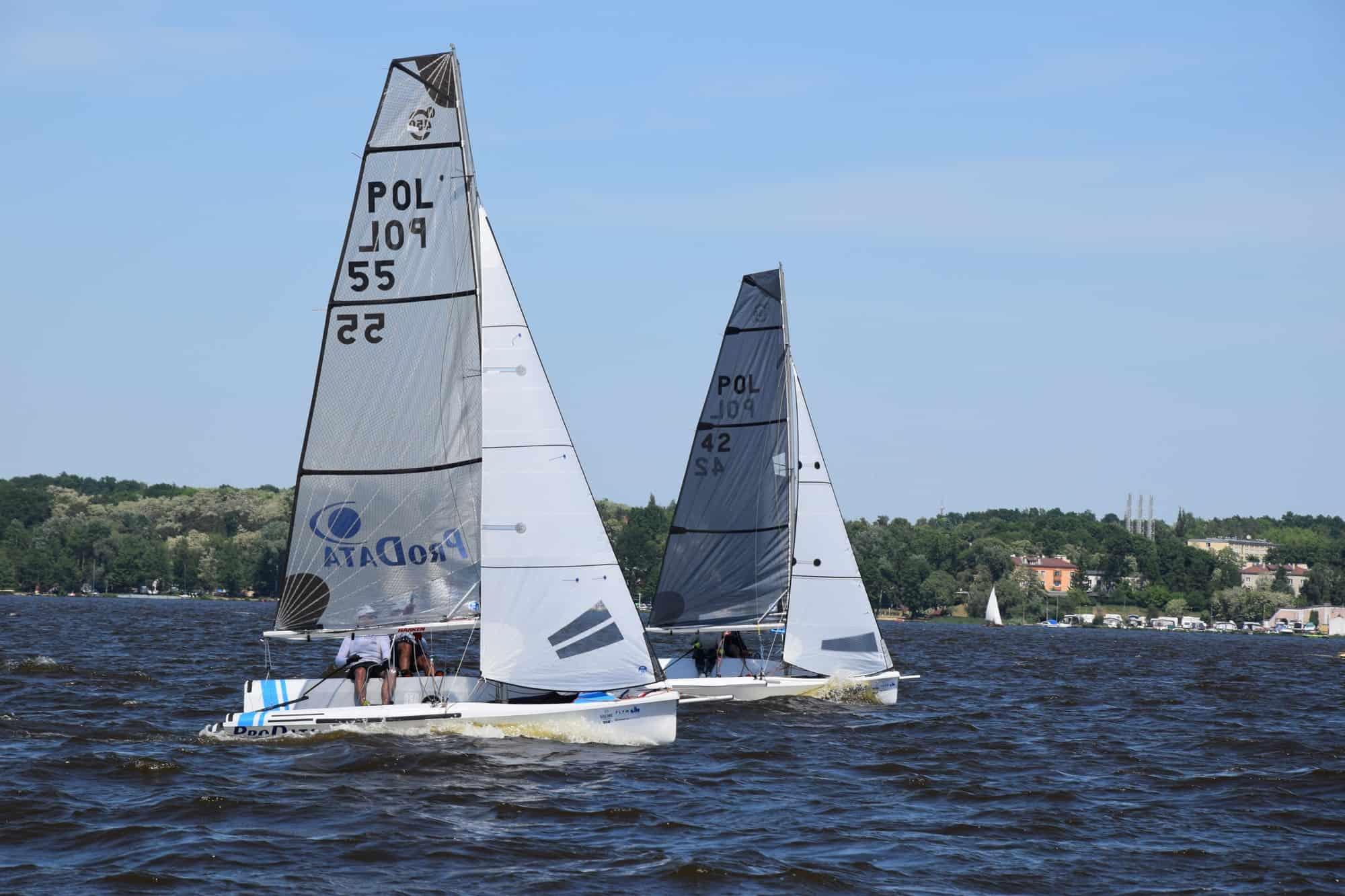 ProData zwycięża na Sailing Machine Cup! – sezon klasy Nautica 450 rozpoczęty.