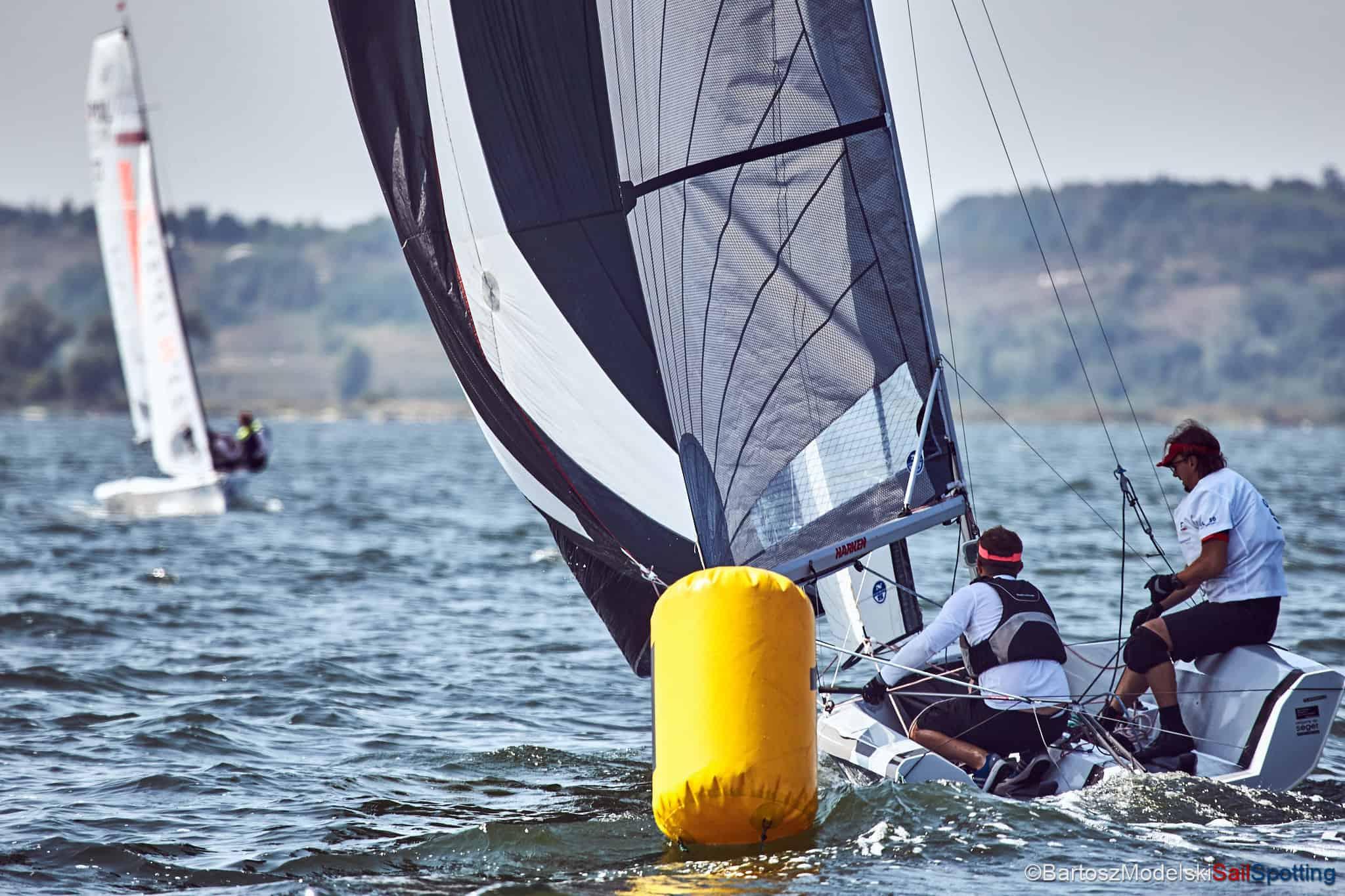 BMW Warsaw Sailing Days dla załogi Maksymowicz/Groszyk