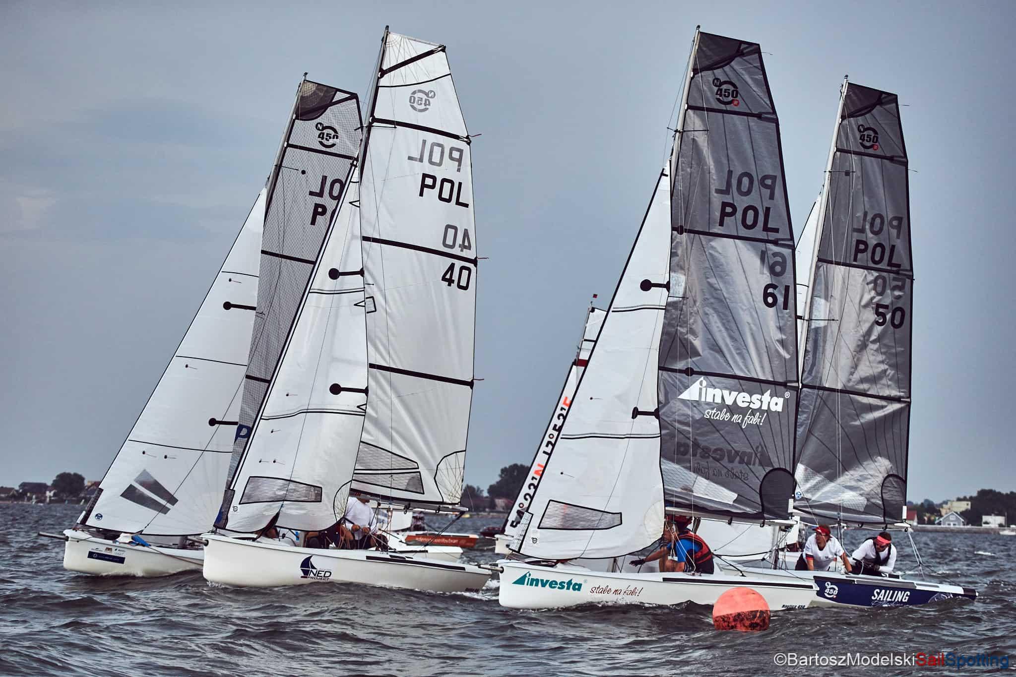 ProData Cup – Finał Pucharu Polski Nautica 450 tuż tuż