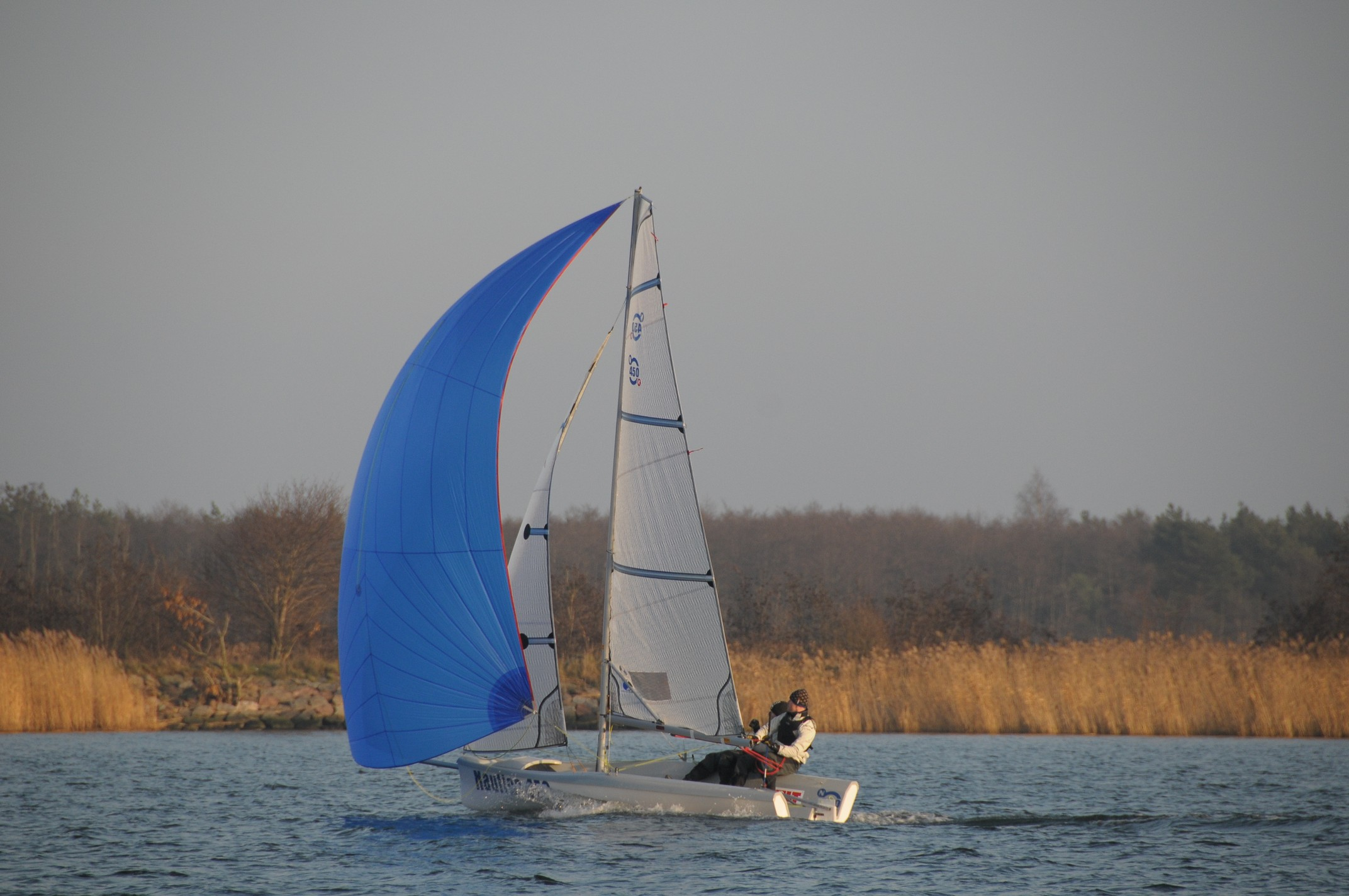 10 lat jachtu Nautica 450