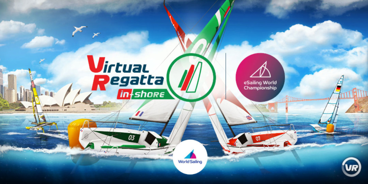 Virtual Regatta Żaglówka Nautica 450